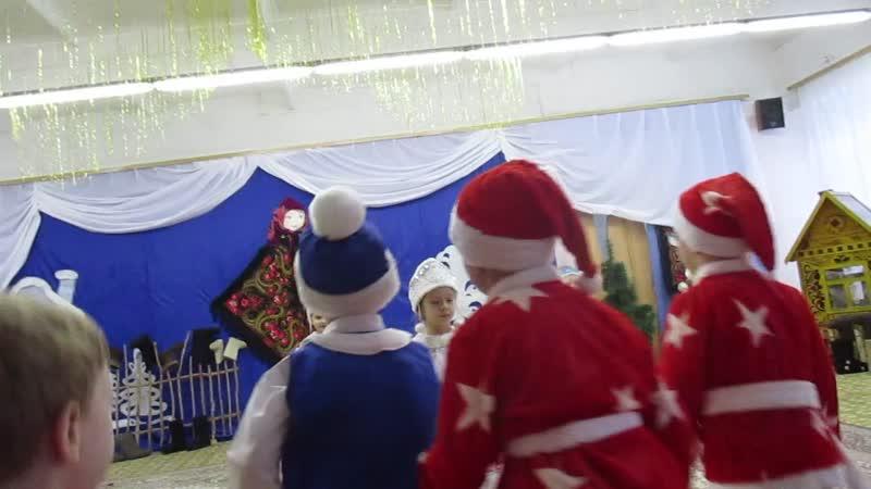 мастер класс в 378 детском саду Русское чудо сибирские валенки 0344