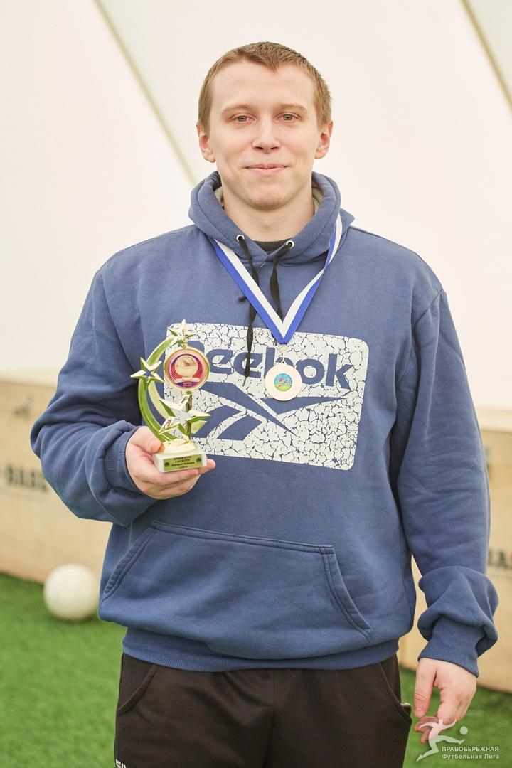 Дмитрий Нефедов (18+) - лучший игрок дивизиона Плахоты.