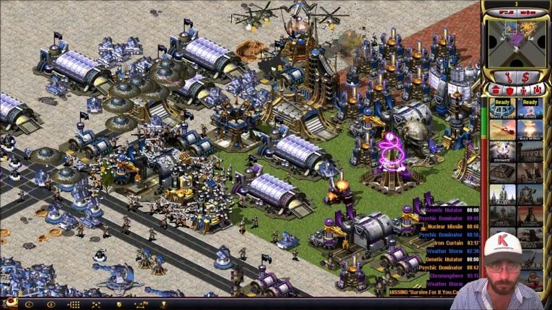 Pretty Unfair Survival Aerion v17 Command Conquer Yuri's Revenge