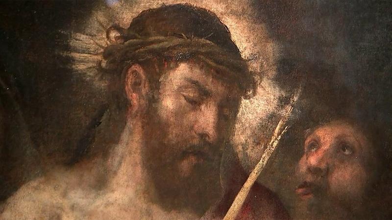 Шедевр Тициана Сечеловек почти через век вновь выставлен вПушкинском музее Новости Первый канал