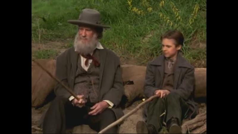 Уолт и Брайан на рыбалке Диалог о слове Доктор Куин женщина врач Walt Whitman