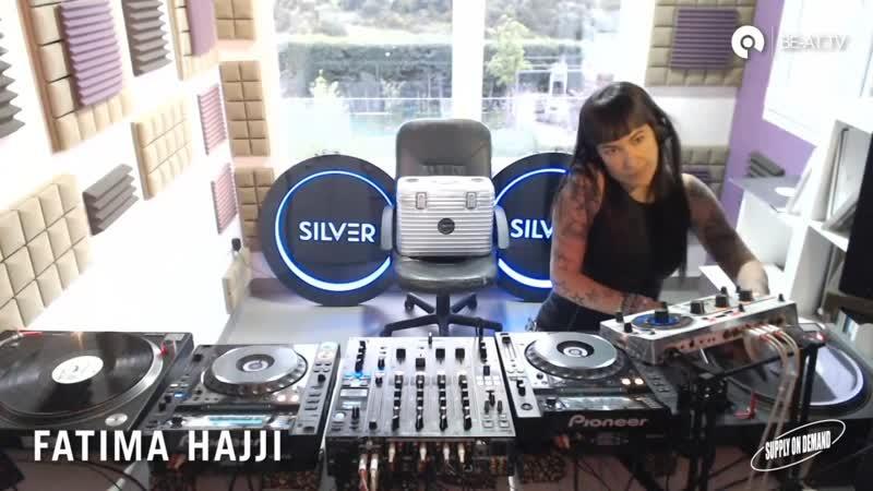 Fatima Hajji - Stayathome 7 Videoset (Madrid - Spain) 25 04 2020