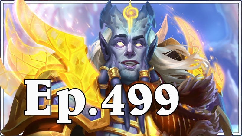 Funny And Lucky Moments Hearthstone Ep. 499