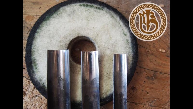 Woodcarving Резьба по дереву Полукруглая стамеска заточка
