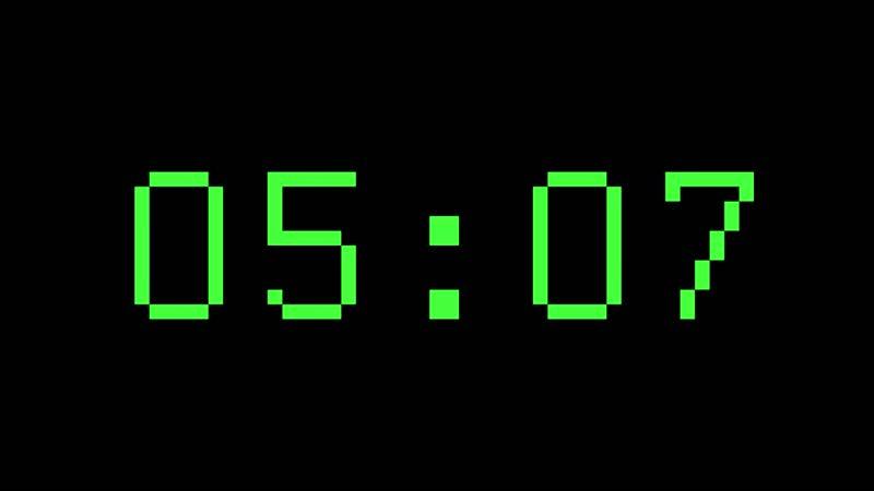 Countdown Timer 10 Minute 41 sec DJ Yerevan Paul Baghdadlyan ft. Zura Hanukaev Asa Astvac (2019)