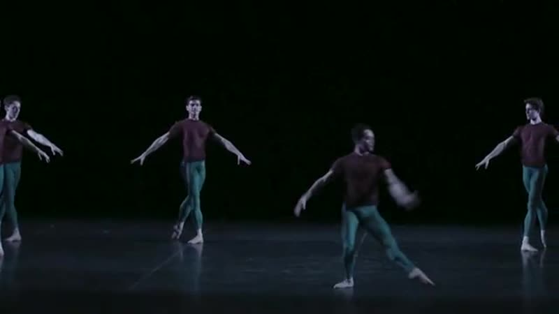 Playlist track 2 by William Forsythe extract English National Ballet 2020