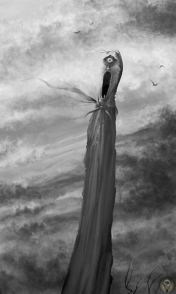 Кого боялись наши предки Анчутка, шишимора и другие опасные персонажи мифологии Древней Руси .