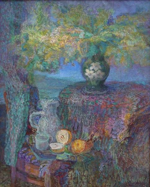 Геденидзе Ной Несторович (1914 2002) До войны учился в Тбилисской академии художеств, потом два года воевал, был тяжело ранен. Уже в зрелые годы, в 1962-м, заканчивает МГХИ им. В.И. Сурикова.