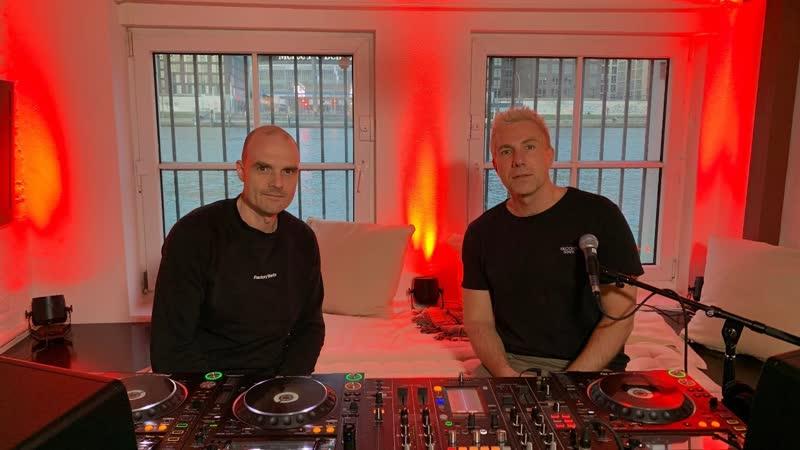 Pan-Pot, Martin Eyerer - Live @ Berlin Studio 2 [18.03.2020]