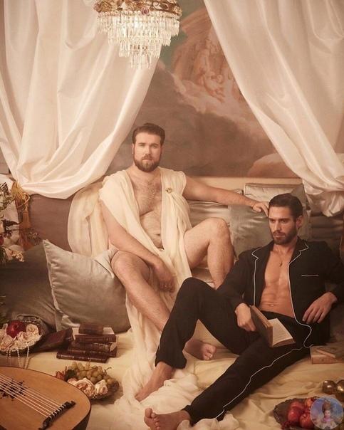 Dolce & Gabbana воскрешают ренессанс, используя в рекламных кампаниях поистине рубенсовские мотивы