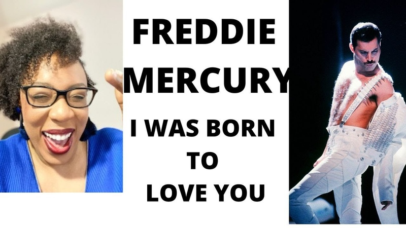 FREDDIE MERCURY I WAS BORN TO LOVE YOU OFFICIAL VIDEO REMASTERED REACTION