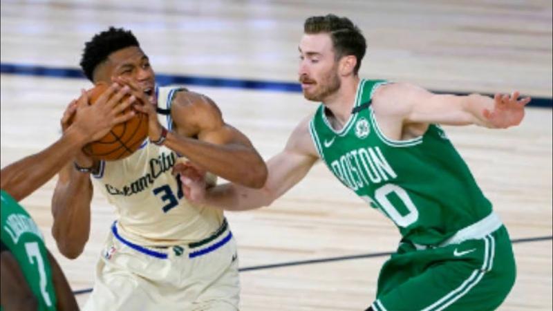 Boston Celtics vs Milwaukee Bucks - Full Game Highlights | 2020 NBA Restart