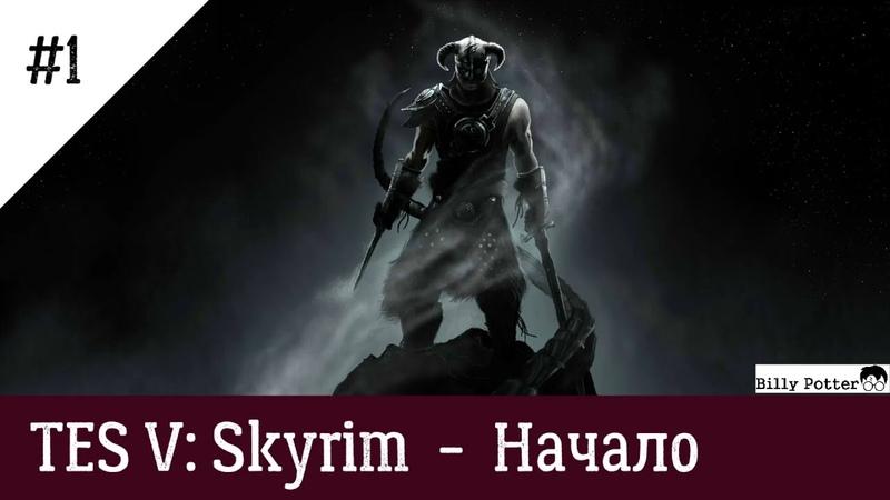 TES V: Skyrim 1 - Начало
