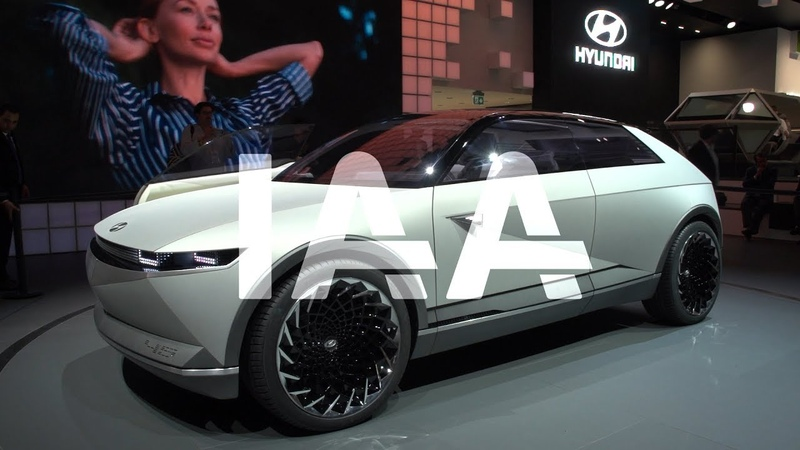 IAA 2019 - Hyundai