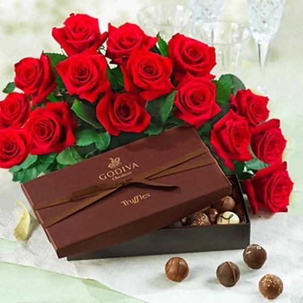 поздравления с коробкой конфет песенки