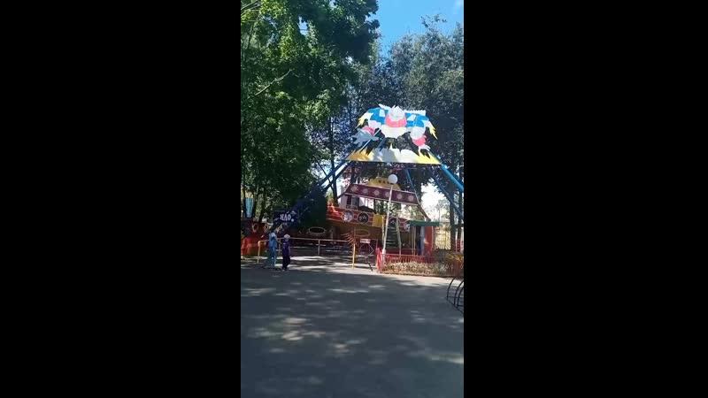 Парк аттракционов 7