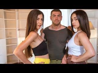 [FakehubOriginals] Anya Krey, Ginebra Bellucci - Side Girl Vs Side Chick NewPorn2019