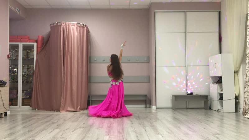 Рябкова Елизавета ориенталь ювеналы продолжающие