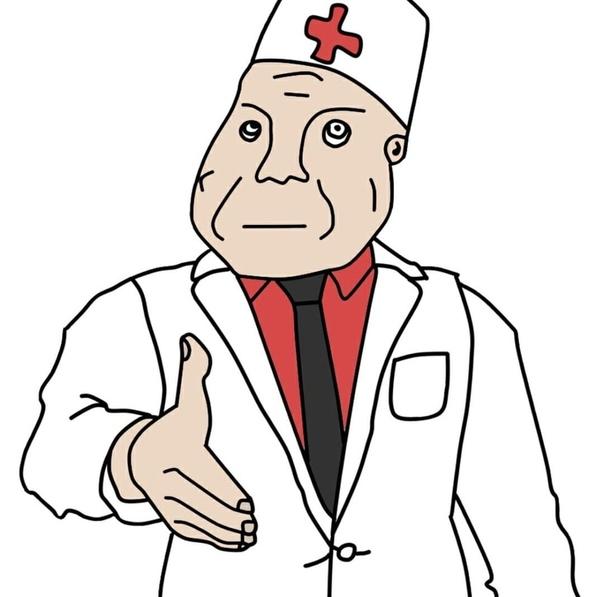 доктор какие у вас картинки стараются только страховать