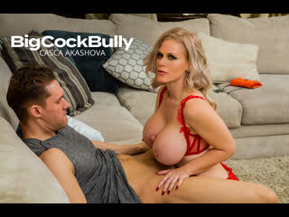 [bigcockbully] casca akashova (mom milf mature mother big tits boobs anal creampie blowjob incest)