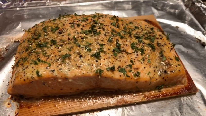 How to make Easy Delicious Barbecued Salmon