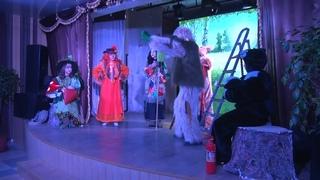 «Пожарная академия Бабы Яги» приглашает зрителей
