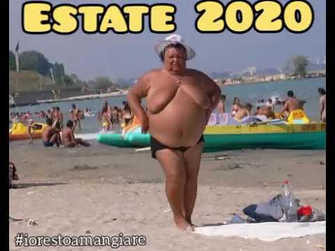 Лето 2020 года после карантина Итальянский прикол