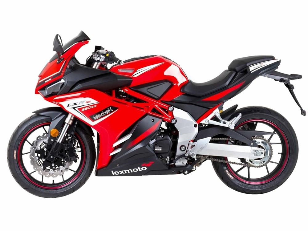 Спортивный мотоцикл Lexmoto LXR 380