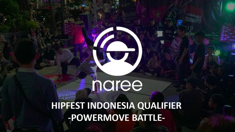 FINAL POWERMOVE BATTLE | JOKER VS RICI | HIPFEST 2019 INDONESIA QUALIFIER