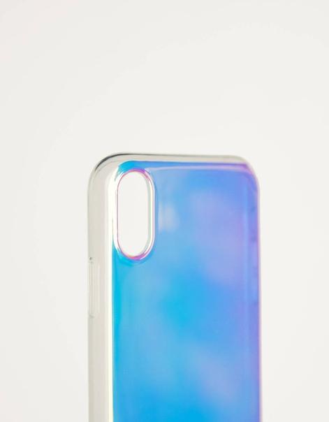 Переливающийся чехол для iPhone XR