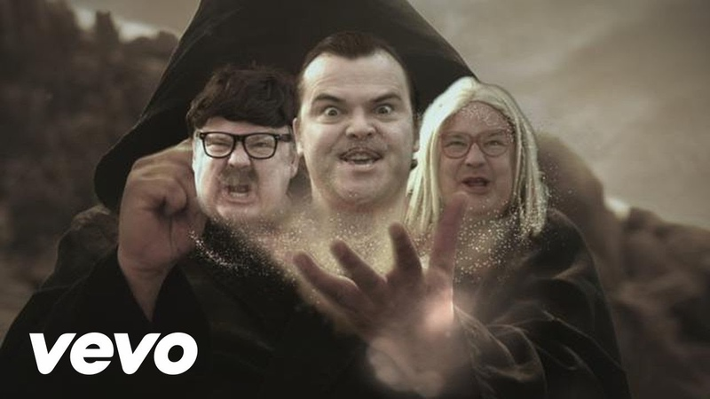 Tenacious D Rize Of The Fenix Official Video