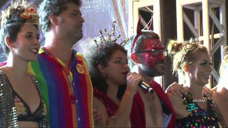 Palco Frei Caneca Ao Vivo CarnavalTVPE 2020