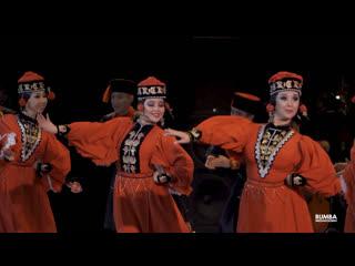 "Калмыцкий танец  ""Чичердык"""
