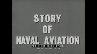 """""""THE STORY OF NAVAL AVIATION""""  1961 U.S. NAVY PROMO FILM   USS ENTERPRISE  AIRCRAFT CARRIERS  21634"""