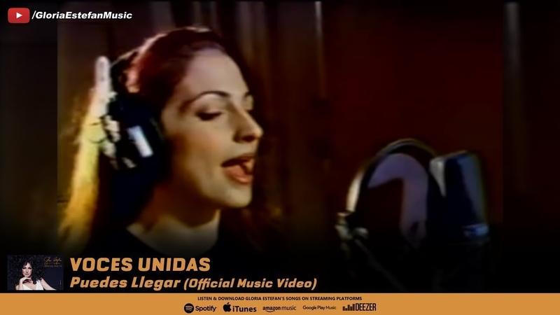 Voces Unidas Puedes Llegar Official Video