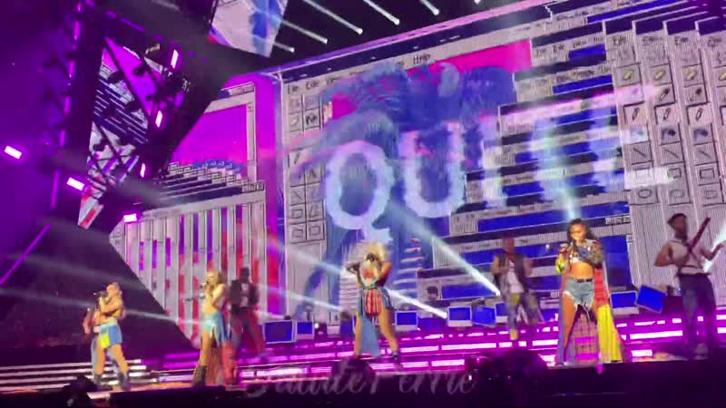 Little Mix - Shout Out To My Ex   Madrid   16th September