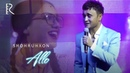 Shohruhxon - Allo   Шохруххон - Алло (concert version 2017)
