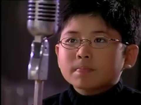 Video Samuel Afi 9yo boy soprano You Raise Me Up 2006