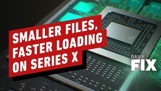Xbox Series X Velocity Architecture Promises Smaller Game Sizes and Faster Loading - IGN Daily Fix