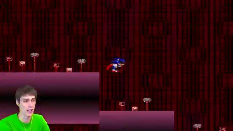 СОНИК.EXE - ГЛЮКИ И ПРИКОЛЫ! - Sonic.Exe Nightmare Beginning [Debug Mode]
