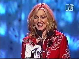 Madonna - MTV EMA 2000