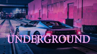 'UNDERGROUND' | A Synthwave and Retro Electro Mix