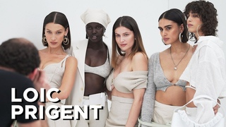 JACQUEMUS: HIS MOST EMOTIONAL SHOW! (+GIGI's HAIRFLIP!) By Loic Prigent