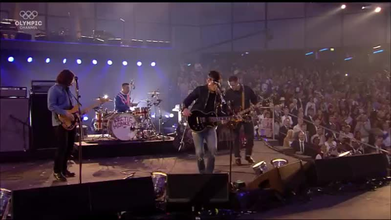 Arctic Monkeys Come Together The Beatles cover Live