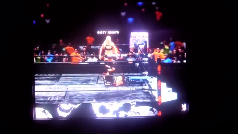 WWE2K15 Lesbian Misstress vs непобедимая Summer Leonhardt vs Nataly Лесбиянки Лесби Госпожа 11DeadFace