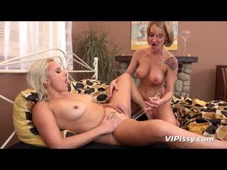 VIPissy Brittany Bardot And Ellen Milion
