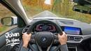 2019 BMW 330e Hybrid Sedan 292 HP POV TEST DRIVE