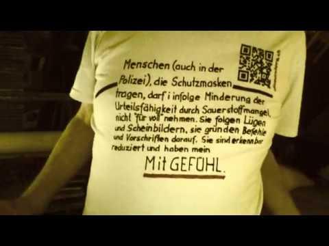 Samstag 30 Mai 2020 St Gallen Polizei nid im Verstand und nid im Herz dihei
