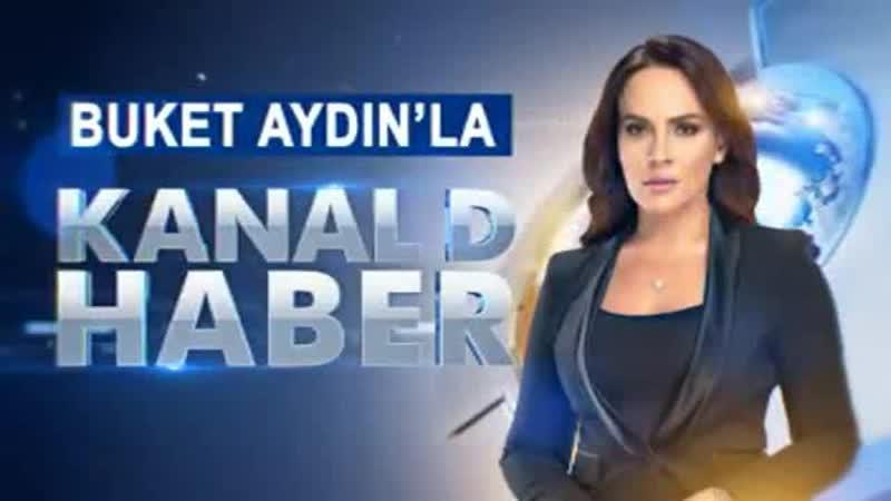 Buket Aydınla Kanal D Haber - 11.11.2019 -02