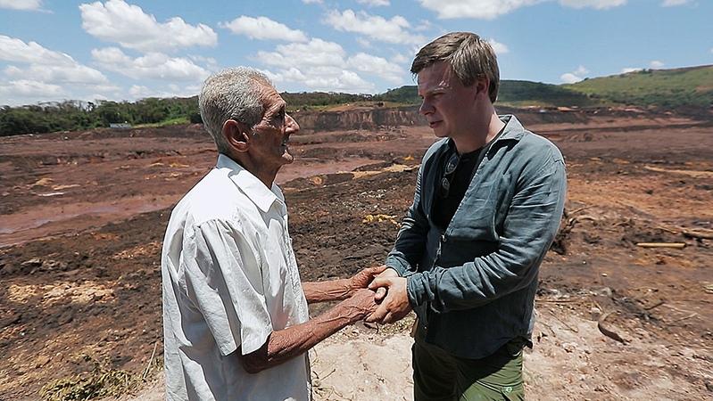 Мир наизнанку: Катастрофа в городе железной руды Брумадинью